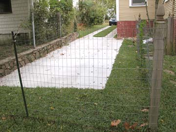 Unchain Your Dog Org Buid Mesh Chicken Wire Fence For